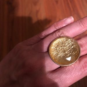 Jewelry - Cocktail and festival ring